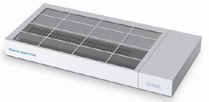 Plasma Quad Connect  - плазменная очистка воздуха от Mitsubishi Electric