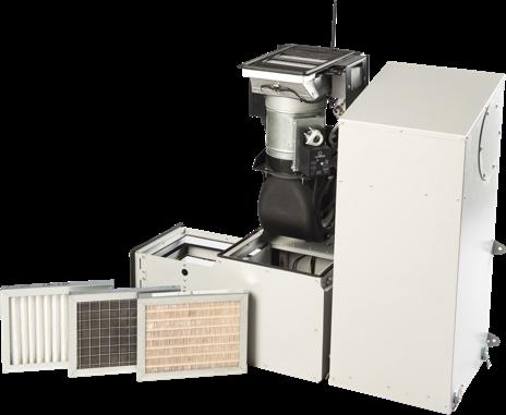 Приточные вентиляционные установки Minibox - купить у официального дилера